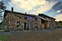 Did you know that you can find ghost towns just about everywhere in Arizona, including within a short drive of our largest city? Haunted Places, Abandoned Places, Ghost Towns In Arizona, Living In Arizona, Town Names, Maricopa County, Arizona Travel, Old West, Travel Usa