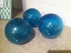 Mercury Glass Decorative Balls Mercury Glass Spheres  Sunset  Decor Ideas  Pinterest  Mercury