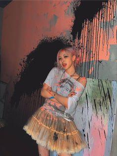 Kim Jennie, Black Pink ジス, Foto Rose, Mode Kpop, Rose Icon, Rose Park, Blackpink Photos, Blackpink Fashion, Park Chaeyoung
