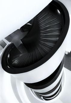 Spirale by Ralf Wendrich #stairs #architecture stairs