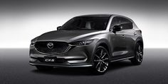 Snazzier 2017 Mazda CX-5 Custom Style Revealed http://www.autotribute.com/45723/snazzier-2017-mazda-cx-5-custom-style-revealed/ #MazdaCX5 #Mazda #CX5 #SUV