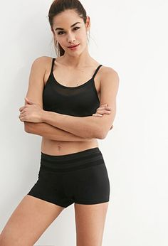 Performance Workout Shorts | Forever 21 - 2000134231