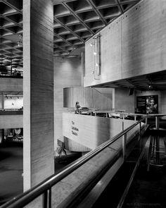 The Royal National Theatre:: Sir Denys Lasdun Royal National Theatre, Art And Architecture, Great Britain, Concrete, Photography, Photograph, Fotografie, Photoshoot, Fotografia
