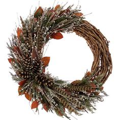 Rustic Style Wreaths for a Cabin Retreat