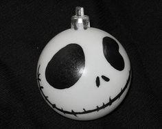 Jack Painted Ornament