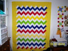 Teresa Quilts: Another Friday Finish