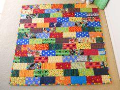 Baby boy quilt by Mimi.K