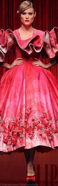 Georges Hobeika Haute Couture | F/W 2010-11