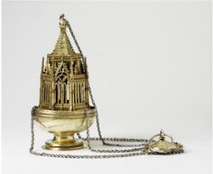 Twenty Objects for Twenty Years: The Ramsey Abbey Censer and Incense Boat   V&A