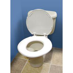 Jumbo Comfort Toilet Seat