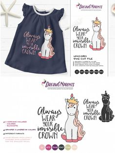 #svg #unicorn #cutfiles #unicorns #crown #unicornsvg