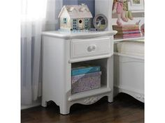 Lea Industries Youth Bedroom Nightstand 012 411 At Andrews Furniture   Andrews  Furniture   Abilene