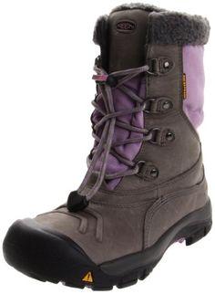 KEEN Basin Waterproof Winter Boot (Toddler/Little Kid/Big Kid),Neutral