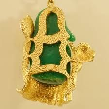 Image result for vintage happy buddha pendant