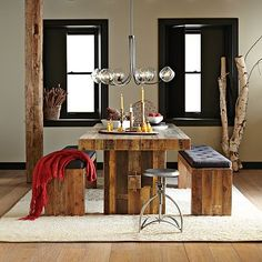 Emmerson Dining Table #WestElm