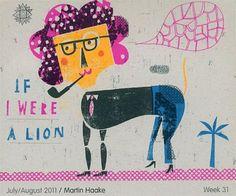 Lion Man, Martin Haake