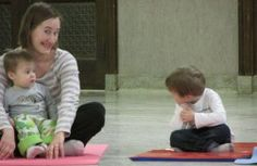 Our What Works in Family Support Blog! Child Yoga Part 2