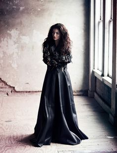Lorde's FASHION Story by Chris Nicholls #photography #inspiration #fashion