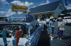 Stuckey's! Wagons in vintage Street scenes - Page 36 - Station Wagon Forums
