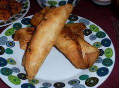 Southwest Chicken Chimichanga