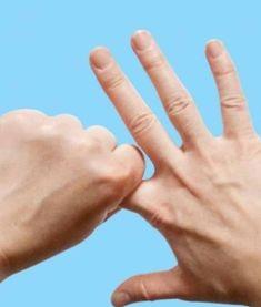 8 gestos com as mãos que ajudam a saúde