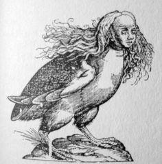 Harpie (mythologie)