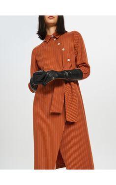 Mănuşi din piele, Mănuşi, negru, RESERVED Leather Gloves, Adidas, Pants, Stuff To Buy, Black, Accessories, Fashion, Trouser Pants, Moda