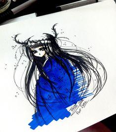 Blue  Tout droit réservés Justine, Illustration, Creations, Law, Illustrations