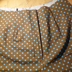 Reißverschluss in eine Hose einnähen
