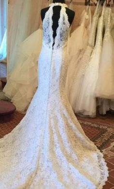 James Clifford 11584: buy this dress for a fraction of the salon price on PreOwnedWeddingDresses.com