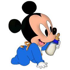 mickey mouse bebe - Buscar con Google