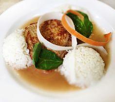Denné menu Vranov | Dusené bravčové karé so španielskou omáčkou, dusená ryža - reštaurácia Hotel Patriot*** #hotel #restaurant