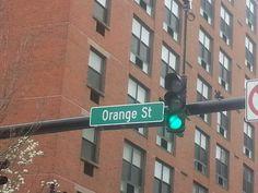 Orange Street,  New Haven