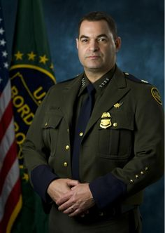 Head of Border Patrol