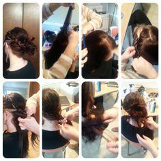 Jennifer_Sanders   #GOT #GameofThrones #festivalhair #hairtutorial #coachellahair #sexyhair #howto #DYI #Tutorial #Concerthair
