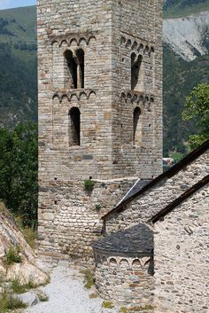 Eglise Sant Joan de Boi  LLeida
