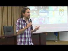 """""""Qué debe decir la Izquierda"""" Conferencia de Pablo Iglesias"""