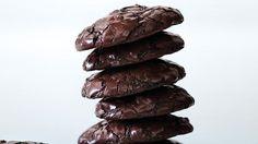 Chocolate Brownie Cookies Recipe | Bon Appetit
