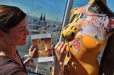 Klimt sui corpi femminili: il museo è itinerante