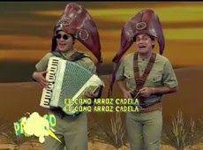 Galdino Saquarema Humor: Eu Como Arroz Cadela - Severino e Cavalcante