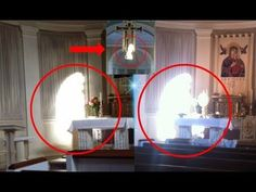 Virgin Mary Apparition Caught on Camera Photos)-A photo taken by a parishioner at Our Lady of Perpetual Help shows a illuminating human figure that appears to be the Virgin Mary. This miraculous story was reported by WGN-TV Chicago.