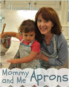 Cute Mother's Day gift for your favorite mom and her daughter!