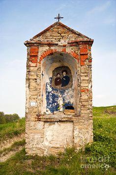outdoor catholic shrine | Outdoor Catholic Shrine Photograph - Outdoor Catholic Shrine Fine Art ...