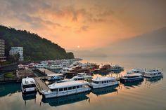 Sun Moon Lake 日月潭水社碼頭
