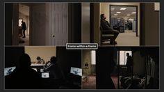 Frame within a frame - Visual Themes in Prisoners (Denis Villeneuve, 2013) Cinematography: Roger Deakins