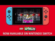 LEGO Worlds Now Available on Nintendo Switch :  LEGO Worlds has officially launched the game on the Nintendo Switch. The game has been available on other consoles and on PC but fans on the latest system can now also enjoy it. Check out the launch trailer and press release below.  WARNER BROS. INTERACTIVE ENTERTAINMENT TT GAMES AND THE LEGO GROUP LAUNCH LEGO WORLDS FOR NINTENDO SWITCH  Players Can Create Anything Imaginable and Define Their Own Adventures In Customizable Open Worlds Made…