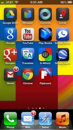 All of these apps but one are Google products. The brand name of Google's competing app is Currents. For ten #IntCom bonus points please answer the following two questions at #IntCom on Twitter:  1. Identify the non-Google app 2. What is the functionality of these two apps?