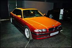 BMW 750iL For Karl Lagerfield