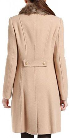 Makkrom Women's Winter Casual Long Style Coat