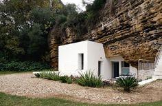 Жилье в пещере 1